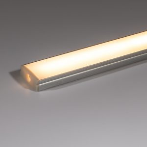 Foss 17mm X 7mm X 2m Surface Profile For LED Tape