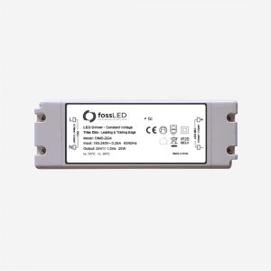 FOSS 24V 25W Dimmable Driver
